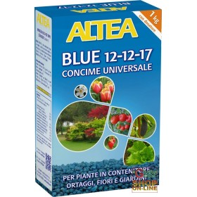 ALTEA BLUE 12-12-17 GRANULAR FERTILIZER BALANCED FOR GARDENS