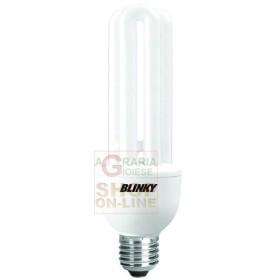 BLINKY LAMPADA A BASSO CONSUMO 3 TUBI BIANCA E27 20W-1155LM
