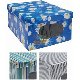 BLINKY SCATOLA PER GUARDAROBA IN PVC 40X50X25H