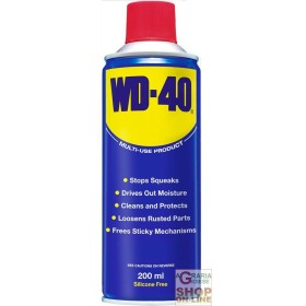 LUBRIFICANTI WD-40 SPRAY ML.200 WD40