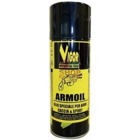 VIGOR SPRAY OLIO LUBRIFICANTE PER ARMI ML. 400
