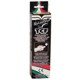 Camon mastice saldante per tubi e raccardo in pvc TCF