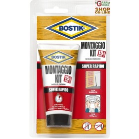 BOSTIK ASSEMBLER MONTAGGIO KIT SUPER RAPIDO GR. 100