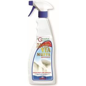 DETERGENTI RHUTTEN SPRAY VIA MUFFA ML. 750