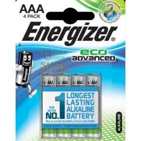 ENERGIZER BATTERIA MINISTILO ECO AAA PZ. 4