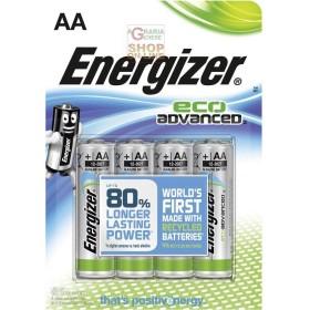 ENERGIZER PILE STD-ALCALINE ECO ADVANCED STILO 4 PZ. LR6 E91