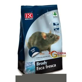 KOLLANT BRODY FRESH BAIT RAT POISON RAT POISON GR. 500
