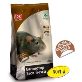 KOLLANT BROMOTOP TOPICIDA ESCA FRESCA PER TOPI AROMA CIOCCOLATO