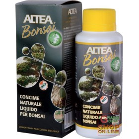ALTEA BONSAI CONCIME ORGANICO LIQUIDO PER BONSAI 200g