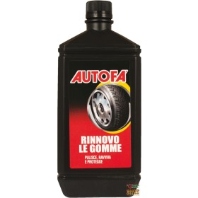 AREXONS AUTOFA RENEW AND CLEAN the TIRES AND TIRE lt. 1