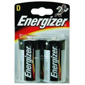 ENERGIZER PILE STD-ALCALINE TORCIA 2 PZ. LR20 E95
