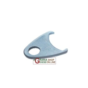 Stationary, non-rotating nut replacement nut for the scissors