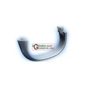Protezione dito para grilletto di ricambio per forbice a