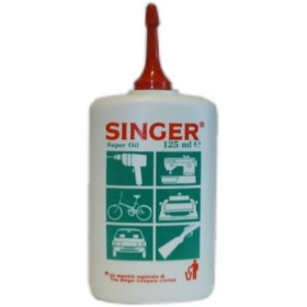 SINGER OLIO LUBRIFICANTE CC. 125