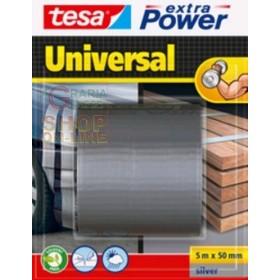 TESA NASTRO AMERICANO EXTRA POWER MM. 50X5 MT. SILVER