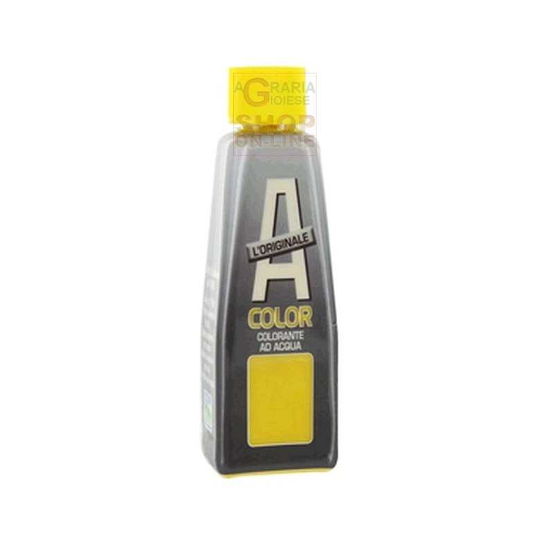 ACOLOR COLORANTRE WATER FOR WATER-BASED PAINTS ML. 45 GOLDEN