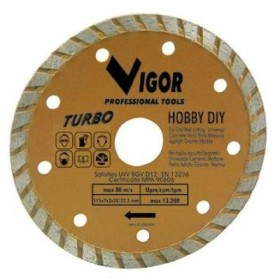 DISCO DIAMANTATI TURBO HOBBY-DIY ORO DIA.MM.115 52810-05/3