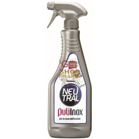 NEUTRAL SPRAY CLEANER STAINLESS STEEL CARE OF STAINLESS STEEL