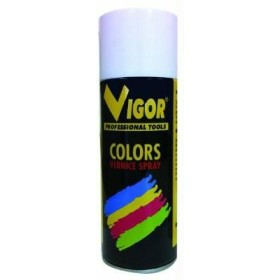 VIGOR SPRAY TIPO MAS NERO OPACO ML.400