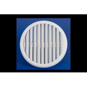 GRIGLIE AERAZIONE IN PLASTICA CON MOLLE DIAM. MM. 120-160 PZ. 2