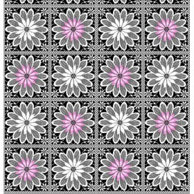 BLINKY TOVAGLIA TRASPARENTE PIZZO-MARGA MT. 1,4X30