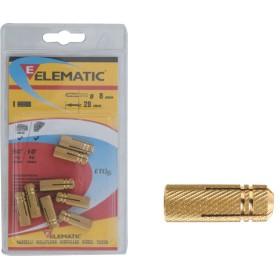 ELEMATIC BLISTER TASSELLI T51 M5 PZ. 10