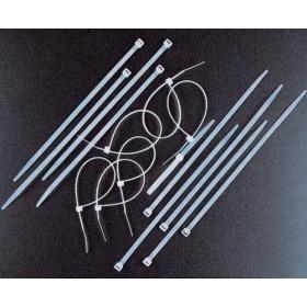 FASCETTE DI CABLAGGIO NYLON NERE MM. 3,5 X 200 PZ. 100