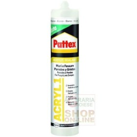 PATTEX SIGILLANTE ACRIL- ONE BIANCO ML. 300