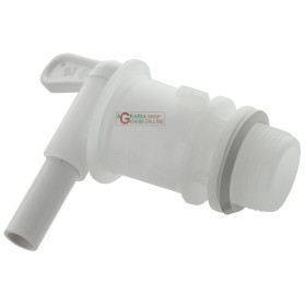 PLASTIC FAUCET FOR TANK IN. 3/4