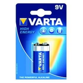 VARTA BATTERIA HIGH ENERGY TRANSISTOR 1PZ LR61 9V