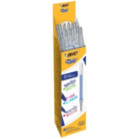 BIC RICARICA PENNA CANCELLABILE GEL-OCITY ILLUSION COLORE BLU
