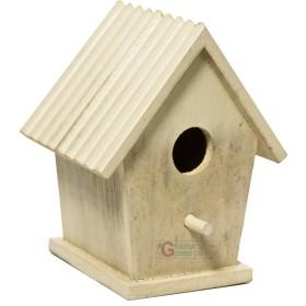WOODEN HOUSE FOR BIRDS MODEL HOTEL