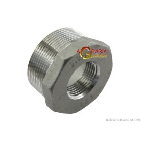 REDUCTION IN AISI 316 STAINLESS STEEL M/F 3/4 IN. 1/2 IN.
