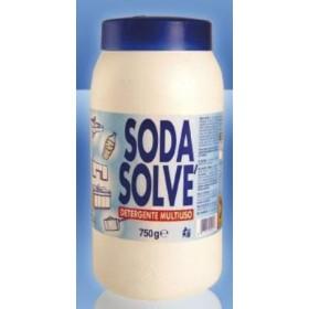 SODINA CARBONATO DI SODIO SODA SOLVE IN POLVERE KG. 1