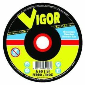 VIGOR MOLE ABRASIVE SPECIAL ACCIAIO-INOX PIANE MM. 230X2X22