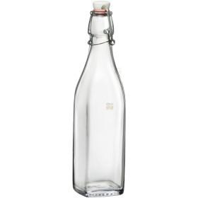 Bottiglia Bormioli Rocco Swing 500ml tappo meccanico in vetro