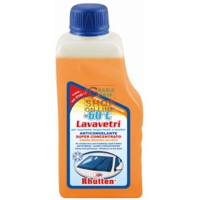 DETERGENT WINDOW CLEANER RHUTTEN CAR WINTER ML. 250
