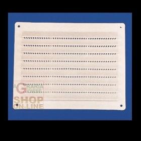 GRIGLIA AERAZIONE IN ABS CON PROTEZIONE ANTINSETTI CM. 22,5 X