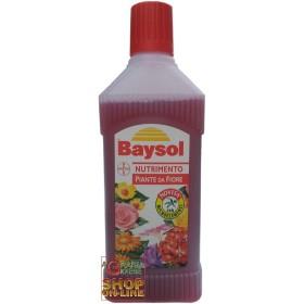 BAYSOL LIQUID FERTILIZER FOR THE NOURISHMENT OF PLANTS, FROM