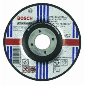 BOSCH ABRASIVE WHEELS IRON CUTTING 115X2,5X22