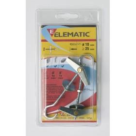 ELEMATIC BLISTER ANCHORS ETAF/OA 4X1 PCS. 2