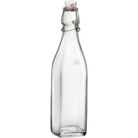 Bottiglia Bormioli Rocco Swing 250ml tappo meccanico in vetro