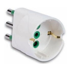 ADAPTER 16A-BEEP FOR SCHUKO SOCKET