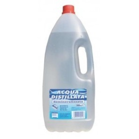 DISTILLED WATER DEMINERALIZED FOR USE IN THE HOME LT. 2