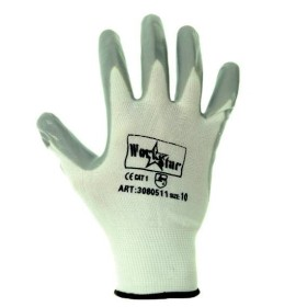 GLOVES 13 ECO-NBR GRAY SUPPORT