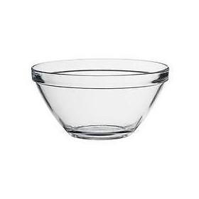 BORMIOLI BOWL TEMPERED GLASS POMPEI CL 24 DIAM. 10,5