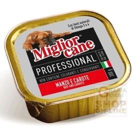 MIGLIORCANE PROFESSIONAL CON MANZO E CAROTE GR. 300