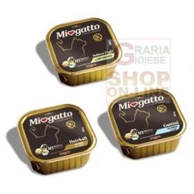 MIOGATTO PATE ADULT CON AGNELLO E TACCHINO GR. 100