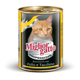 MIGLIORGATTO PROFESSIONSAL POLLO E TACCHINO STR. GR. 405