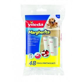 Vileda Margherita Maxi ricambio per spazzola pz. 2